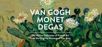 I NOSTRI VIAGGI IN BUS : DOMENICA 2 FEBBRAIO IMPRESSIONISTI A PADOVA Van Gogh, Monet e Degas